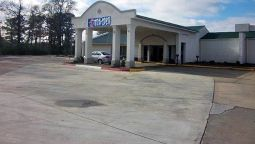 Exterior view MOTEL 6 BRINKLEY