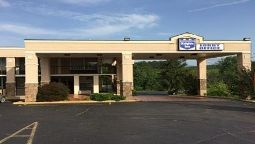 Exterior view DAYS INN NEWPORT