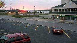 Exterior view Econo Lodge Miramichi
