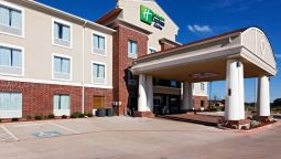 Buitenaanzicht Holiday Inn Express Hotel & Suites CLEBURNE
