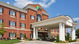 Buitenaanzicht Holiday Inn Express & Suites SULPHUR SPRINGS