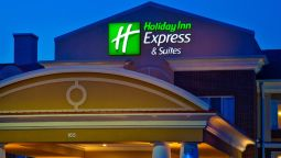 Buitenaanzicht Holiday Inn Express & Suites ALTOONA-DES MOINES