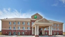 Buitenaanzicht KS Holiday Inn Express & Suites EL DORADO