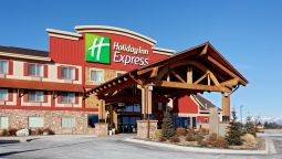 Exterior view Holiday Inn Express & Suites KALISPELL