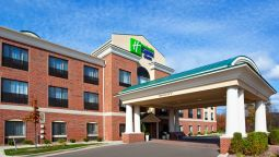 Exterior view Holiday Inn Express & Suites GRAND BLANC