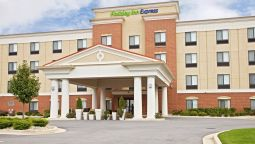 Buitenaanzicht Holiday Inn Express INDIANAPOLIS - SOUTHEAST