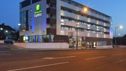 Buitenaanzicht Holiday Inn Express LONDON - GOLDERS GREEN (A406)