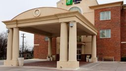 Buitenaanzicht Holiday Inn Express & Suites SAN ANTONIO SOUTH