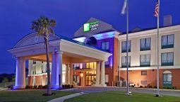 Buitenaanzicht Holiday Inn Express & Suites SELMA