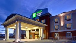 Exterior view Holiday Inn Express & Suites HINTON