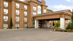 Buitenaanzicht DAYS INN AND SUITES STRATHMORE