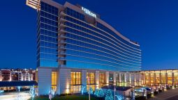Buitenaanzicht Hilton Branson Convention Center