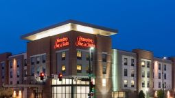 Hampton Inn - Suites Omaha-Downtown - Omaha (Nebraska)