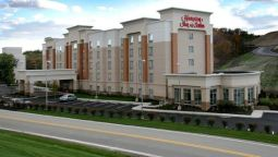 Buitenaanzicht Hampton Inn - Suites Pittsburgh-Meadow Lands