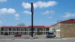 Buitenaanzicht NIGHTS INN SAN ANGELO