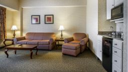 Kamers Quality Inn & Suites Evergreen Hotel