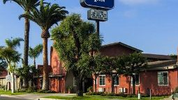 Buitenaanzicht Rodeway Inn National City San Diego South