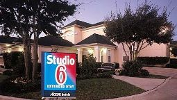 Exterior view STUDIO 6 ATLANTA NORTHLAKE