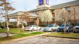 Exterior view Sleep Inn & Suites East Chase