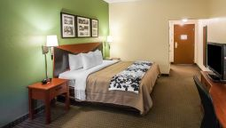 Kamers Sleep Inn & Suites Airport