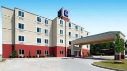 Buitenaanzicht Sleep Inn & Suites Oklahoma City