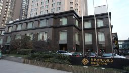 Exterior view Jinling Hotel Wuxi
