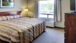 Suite Lakeview Inn and Suites Fort Nelson