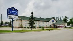 Buitenaanzicht LAKEVIEW INN WHITECOURT