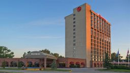 Exterior view Sheraton Red Deer Hotel