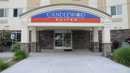 Exterior view Candlewood Suites BOISE - TOWNE SQUARE