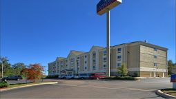 Exterior view Candlewood Suites PEARL