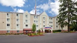 Buitenaanzicht Candlewood Suites OLYMPIA/LACEY