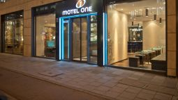 Exterior view Motel One City West