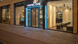 Buitenaanzicht Motel One City West