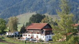 Exterior view Aiplspitz Gasthaus-Pension