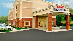 Exterior view Fairfield Inn Medford Long Island