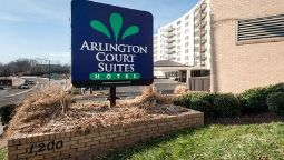 Buitenaanzicht Clarion Collection Hotel Arlington Court Suites