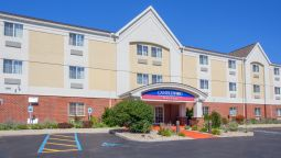 Exterior view Candlewood Suites MERRILLVILLE