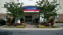 Exterior view Candlewood Suites GREENVILLE NC