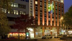 Buitenaanzicht Holiday Inn Express BERLIN CITY CENTRE-WEST