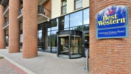 Exterior view Best Western Cremona Palace