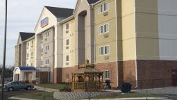 Exterior view Candlewood Suites SPRINGFIELD SOUTH
