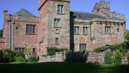 Exterior view Dalston Hall