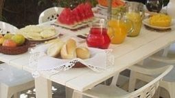 Breakfast buffet Pousada da Saude