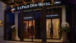 Exterior view Ex Palm D'or Hotel