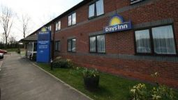 Exterior view Days Inn Corley - NEC M6 J3/4 Northbound