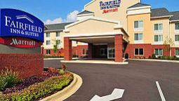 Buitenaanzicht Fairfield Inn & Suites Memphis Olive Branch