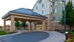 Exterior view Homewood Suites by Hilton Fort Collins