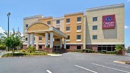 Exterior view Comfort Suites Forsyth