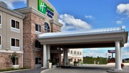 Buitenaanzicht Holiday Inn Express & Suites NEW IBERIA-AVERY ISLAND